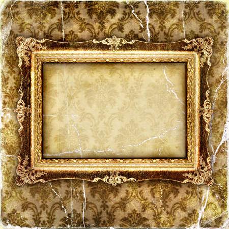 vinatge art Stock Photo - 3725573