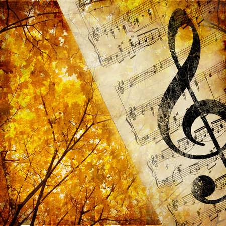 autumn melody photo