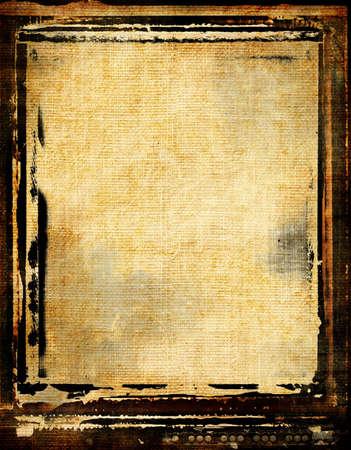 vinatge framed background photo