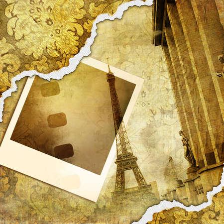Parisian photoalbum photo