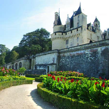 loire: Usse castle - Loire valley