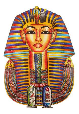 egipskiego faraona rysunek Zdjęcie Seryjne - 3984143