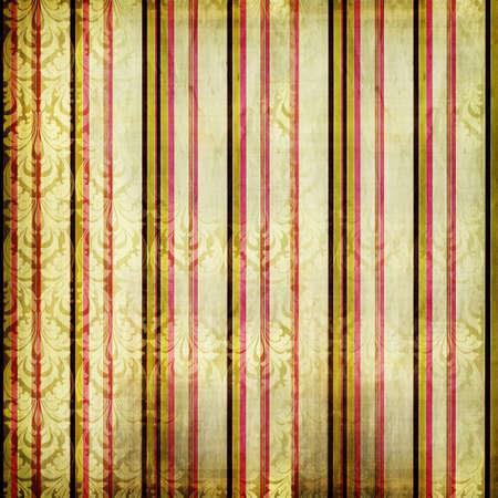 vintage stripes photo