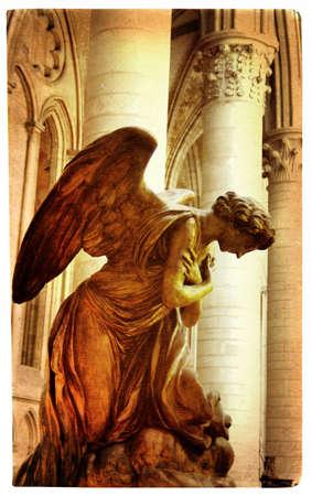 coeur: biddende engel