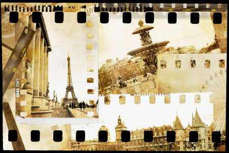 Parisian photoalbum photo