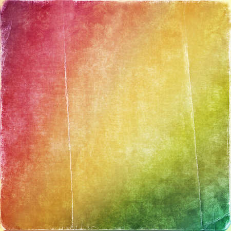 fabrick: shabby colored paper Stock Photo