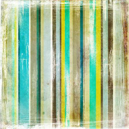 grunge striped paper photo