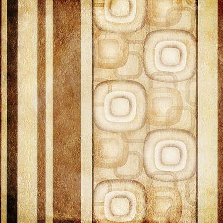 fabrick: vintage wallpaper Stock Photo