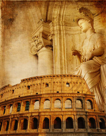 Roman empire photo