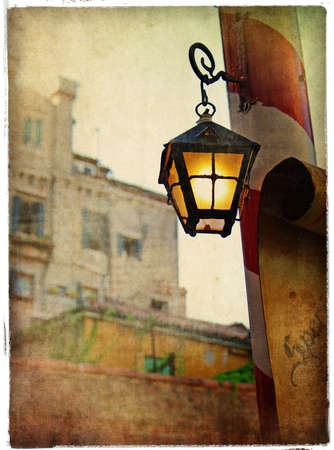 old lanterns of Venice Stock Photo - 5768913
