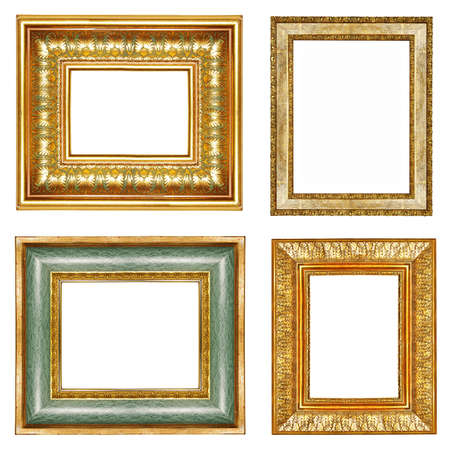 bordering: set of picture frames