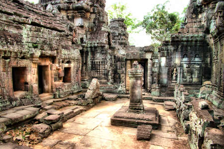 civilisation: remains of ancient civilisation