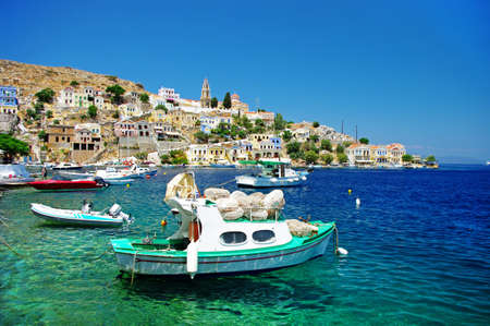 pictorial: amazing Greece - pictorial island Symi