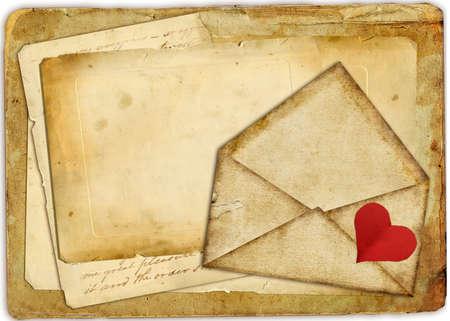 love retro letters photo