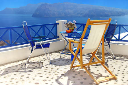 romantic holidays - Santorini resorts photo