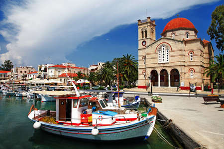 pictorial: pictorial idyllic greek islands - Aegina