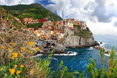 travel in Italy series - Monarolla, Cinque terre photo