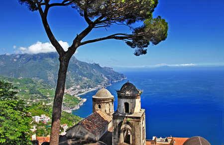 picturesque Italy - Ravello, Amalfi coast