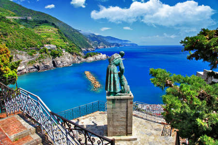 pictorial Italy, Liguria, Monterosso photo