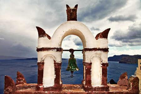 scenic Santorini photo