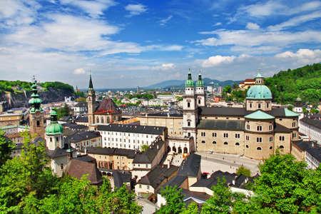 of mozart: Salzburg, Austria