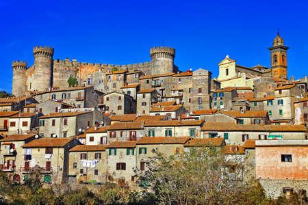 Castello Odescalchi di Bracciano,Italy