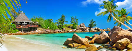 holidays in paradise - Seychelles islands photo