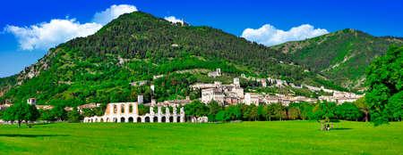 Gubbio, Umbria, Italy photo