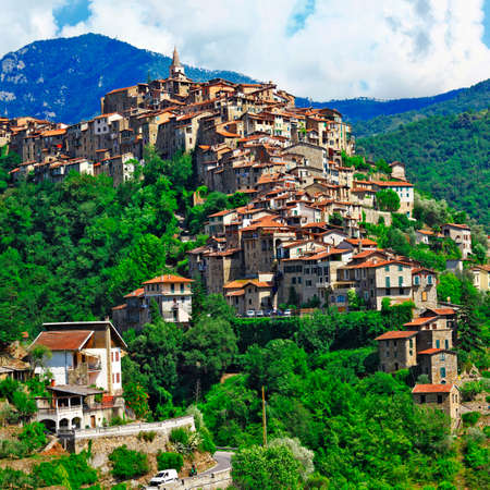 epoch: hill top villages of Italy - Apricale