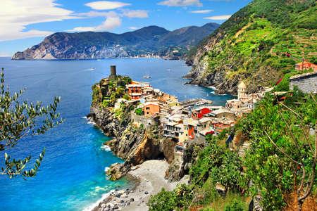 cinque terre: Vernazza - Cinque terre, Italy