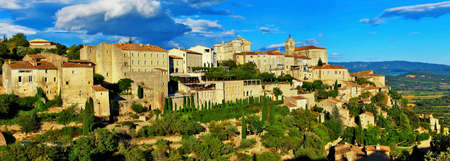 Gordes - medieval village in Provence, France