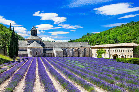 senanque: abbey Senanque, Provence France