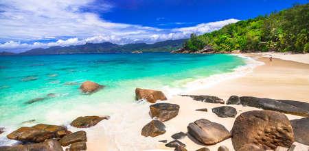 tropics: azzure tropics - Seychelles