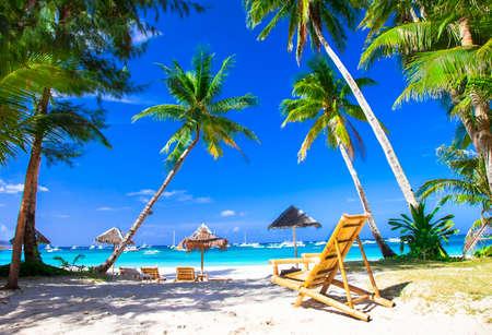 熱帯休日 - ボラカイ島、フィリピン