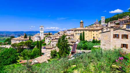 umbria: Assisi, medieval religious town in Umbria - Italy