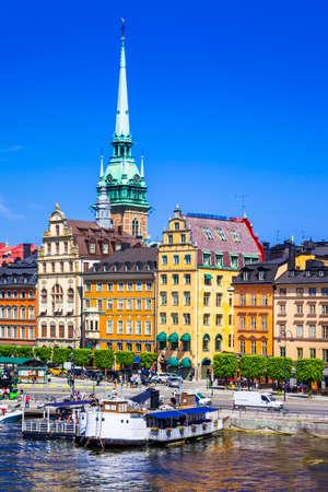 Stockholm , Sweeden