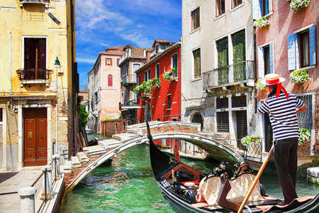 Romantisch mooi Venetië