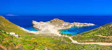 beaches of Greece. Serifos islnad