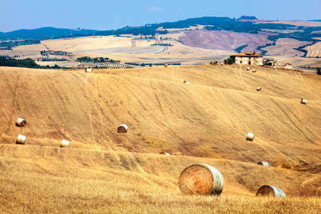 podere: rural landscapes of Tuscany, Italy
