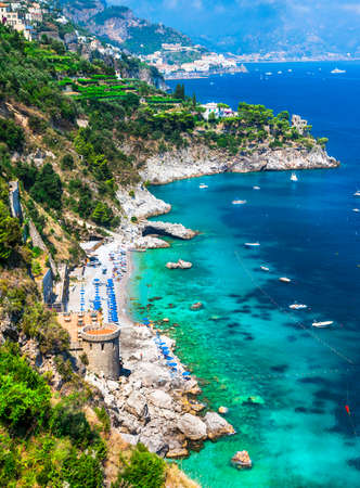 pictorial: pictorial Amalfi coast, Italy