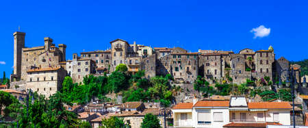 etrurian: Bolsena - beautiful medieval town in Italy