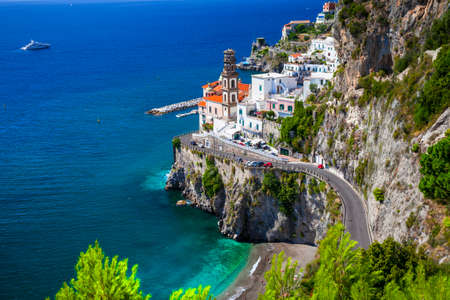 amalfi: beautiful Italy series - Atrani, Amalfi coast