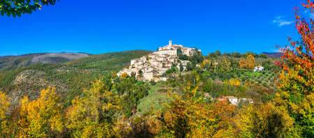 rieti: most beautiful italian villages series - Labro in rieti province
