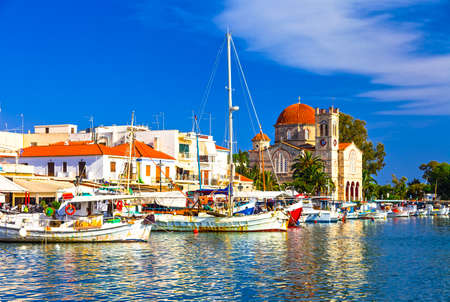 beautiful greek islands - Aegina