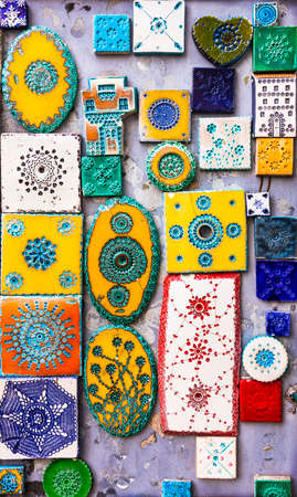 vivid: traditional ceramic in Portugal