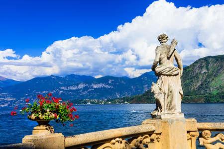 como: pictorial lago di Como, Italy
