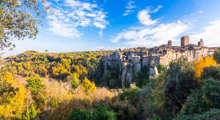 vitorchiano: beautiful villages of Italy - Vitorchiano