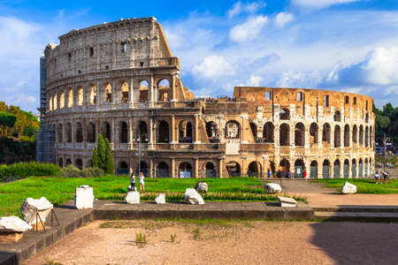 great Colloseum, Rome