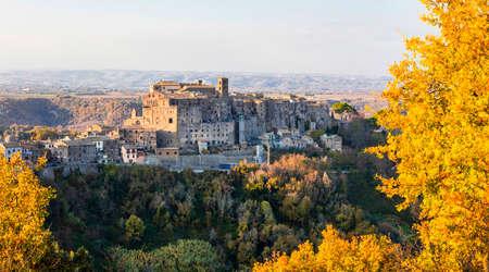 tuscia: beautiful medieval villages of Italy - Bomarzo