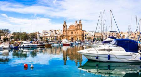 Landmarks of Malta Cathedral Imsida in Valletta